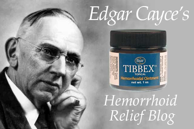Cayce's Exercises for Hemorrhoid Relief